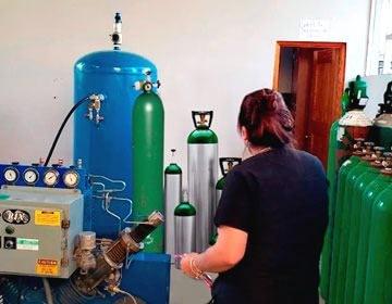 Sistemas de Captacion de oxigeno
