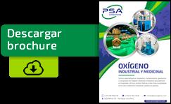 descargar brochure psa oxigenos