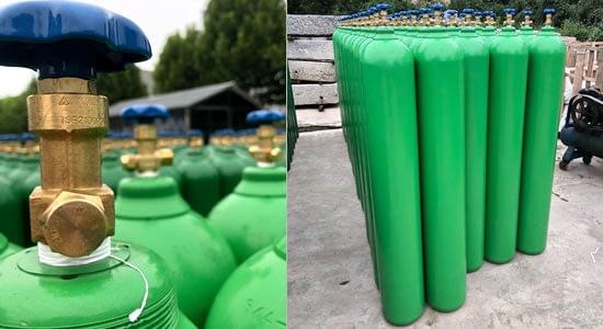 cilindros para oxigeno medicinal industrial
