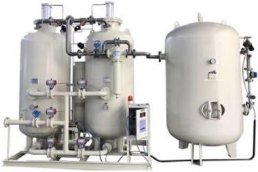 Plantas para abastecimiento de Oxígeno medicinal e industrial